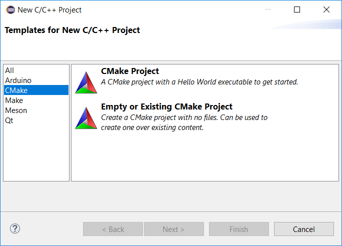 Using CMake for the ESP32 with the Eclipse C/C++ IDE | CDT Doug
